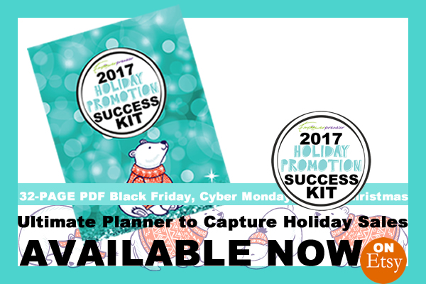 2017 Holiday Promotion Planner