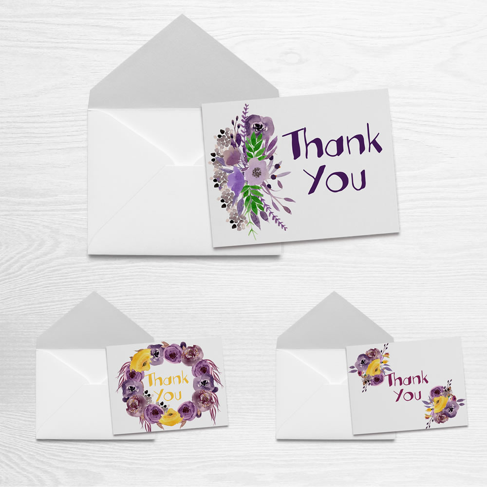 2017 Summer Thank you Cards