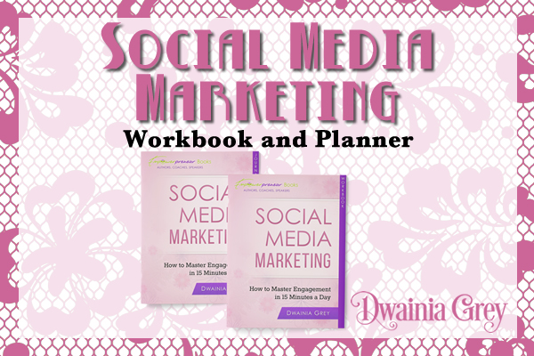 Social Media Workbook and Planner